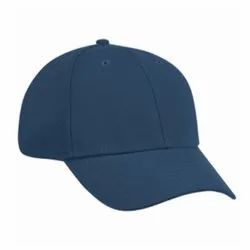 Plain Blue Cap