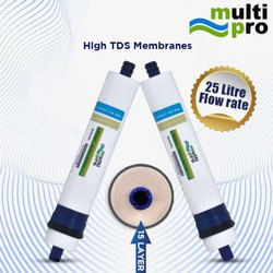 Multi Pro High TDS RO Membrane 100 GPD