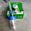 Oxygen Flowmeter With Humidifier