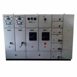 Semi Automatic Electric Motor Control Panel, Operating Voltage: 415V, Degree of Protection: IP42
