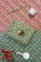 Fancy Embroidered Net Fabric