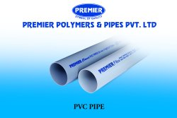 Irrigation PVC Pipe