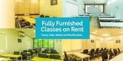 Fully Furnished Classes Rent Service
