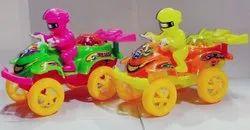 Plastic Quard Bike Toy, No. Of Wheel: 4