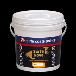 Surfa Nova Luxury Texture Stone Finish Paint