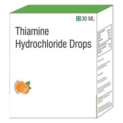 Thiamine Hydrochloride Drops