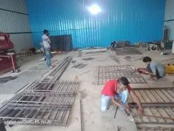 Mild Steel Civil Sites Grill Manufacturing, in Pune, Cost Effective