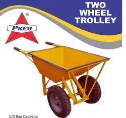Two Wheel Barrow Trolley