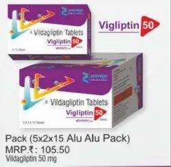 Vildagliptin Tablets
