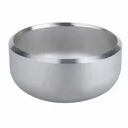 SB466 Stainless Steel 310 Tube Cap for Hydraulic Pipe, Size: 3/4 inch