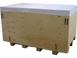 Industrial Plywood Packaging Box, Size(LXWXH)(Inches): 48 X 30 X 18inch