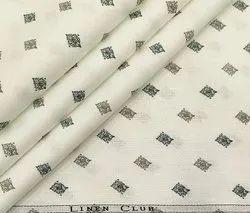 Linen Shirting Fabric