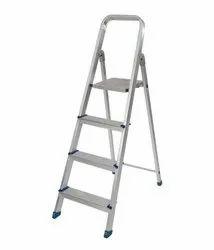 Aluminium Folding Platform Ladder