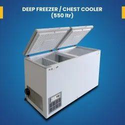 Chest Freezer Deep Freezer