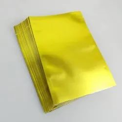 3 Sided Sealed Pouch