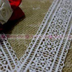 Fancy Cotton Saree Border Lace
