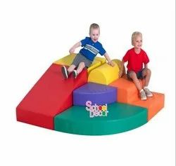 Indoor Kids Soft Play Station For Kids Day Care ,Crutch, Play School and Kids Room