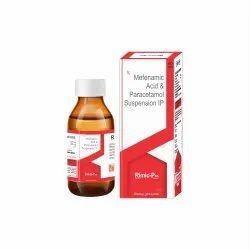 Mefenamic Acid 100mg   Paracetamol 250 mg