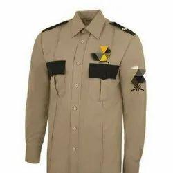 Security Uniform Shirt