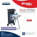 Wypall L30 Ultra+ Wipers, Large Roll - Blue, 7425