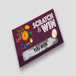 Scratch Cards Printing Services