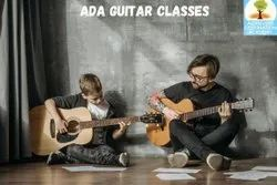 Anytime Part Time ADA Guitar Classes in Noida