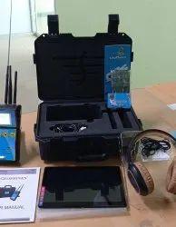 Speech Enabled (2021)-AquFinder(3D)-8 in 1 System Ground Water Detector