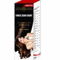 Hair Treatment Anti Hair Fall Oil With Biotin Tablets
