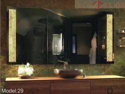 Mirror For Wash Basin