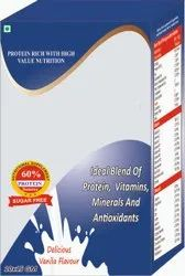 Ideal Blend Of Protein, Vitamins, Minerals And Antioxidants Protein