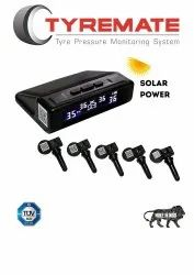 Car Tyre Pressure Monitoring System