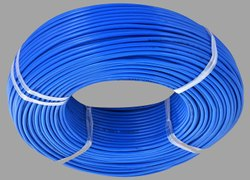 Blue Multi Strand PVC Insulated Wire, 220V