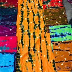 Designer Printed Cotton Kurti Fabric