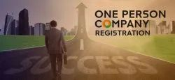 2-3 Days One Person Company Registration Service, Pan India