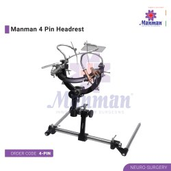4 Pin Headrest
