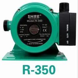 350 W 46 Lpm Shre Bathroom Pressure Pump R-350
