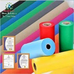 Spunbond Nonwoven Fabric 10-200 GSM PP Spun-Bonded Shoes Bag Furniture Apparel Etc