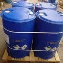 Blue Round Un Approved Hdpe Packaging Drum, For Chemical Storage, Capacity: 200 L