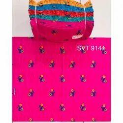 SVT 6944 Printed Cotton Nighty Fabric