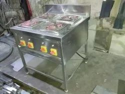 Stainless Steel Electric Jalebi Heater (Induction)