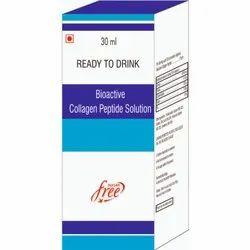Bioactive Collagen Peptide Solution
