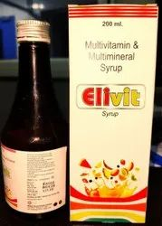 Multivitamin And Multimineral And Vitamin B Complex Syrup