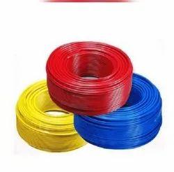 Multicolor Electric Wires