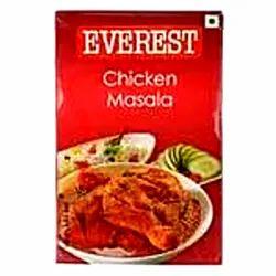 Everest Chicken Masala 100G, Packaging Type: Box