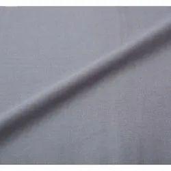 Grey Plain Rayon Fabric