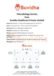 Telereporting Service