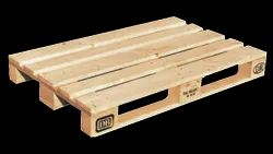Natural Industrial Wooden Pallets And Boxes, For Packaging