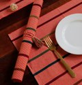Cotton Ribbed Table Mat / Place Mat
