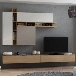 Wooden Tv Cabinet