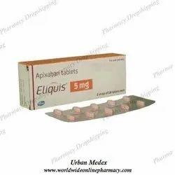 Apixaban 5 Mg Tablet
